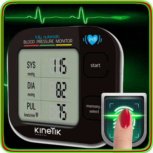 Blood Pressure Checker Diary : BP Info History Log
