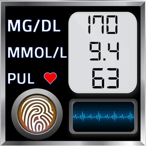 Blood Sugar Diary : Glucose Log Scan Test Tracker