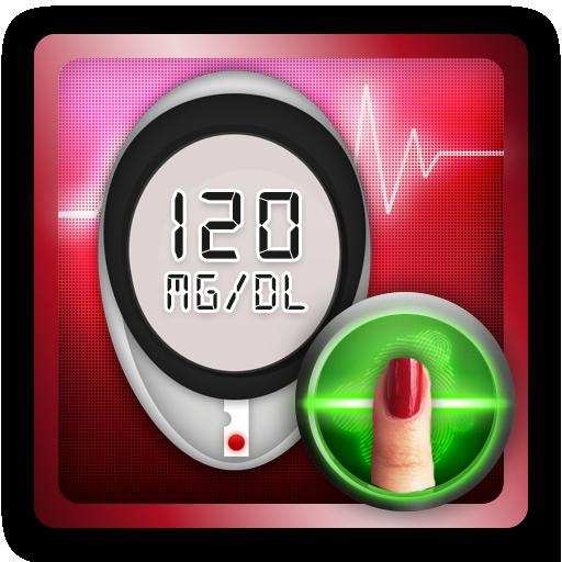 Blood Sugar Check : Glucose Log Scan Test Tracker
