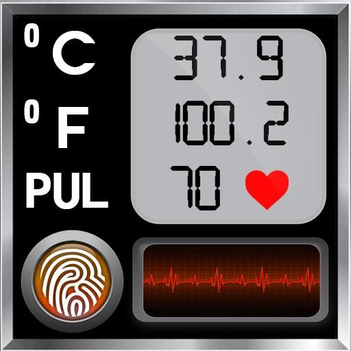 Body Temperature Diary : Fever Check Scan Tracker