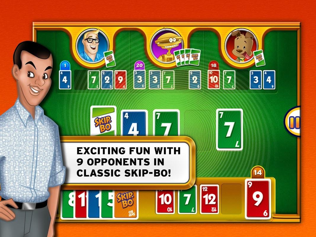 Screenshot Skip-Bo™ APK