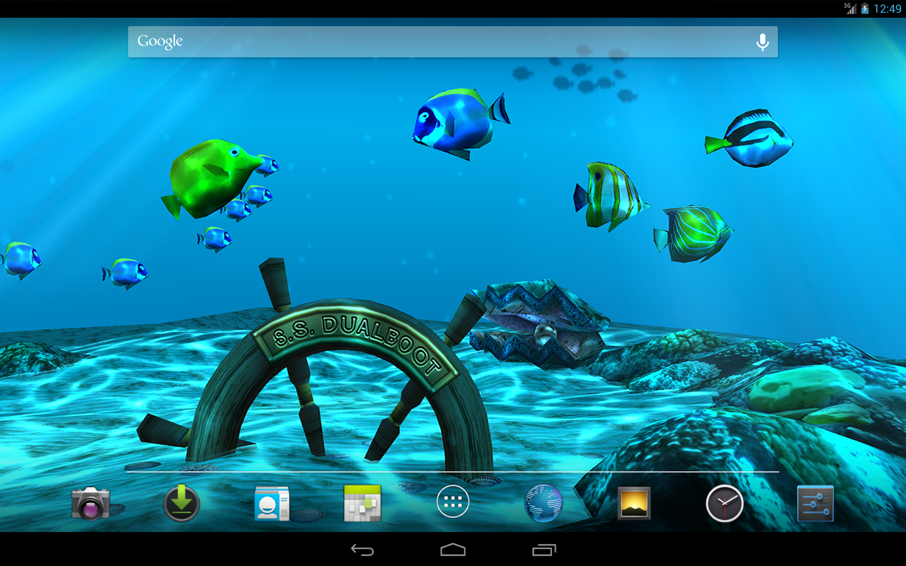 Ocean HD Free The App Store android Code Lads