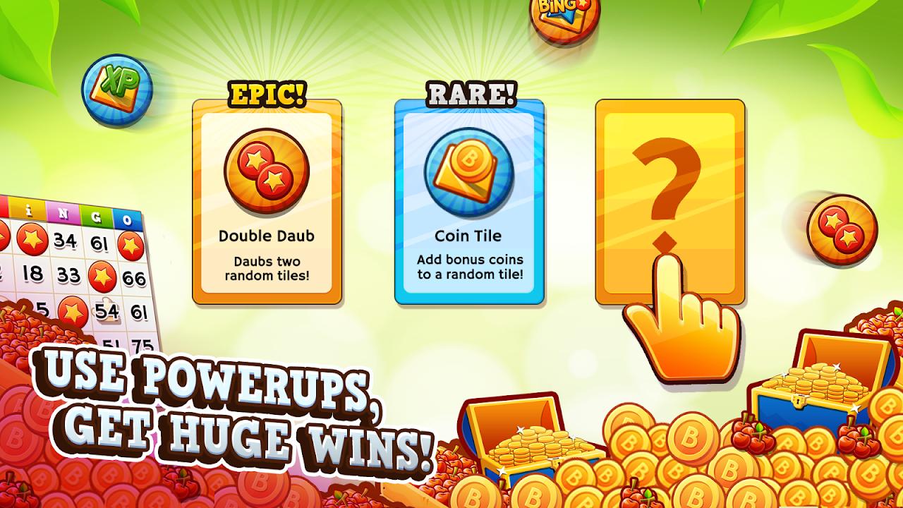 Screenshot Bingo Pop APK