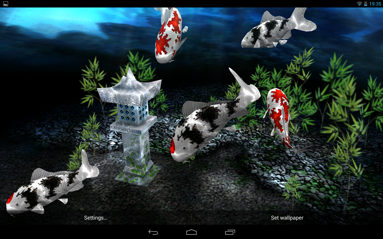 My 3D Fish II The App Store