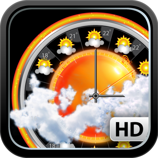 Weather, Alerts, Barometer
