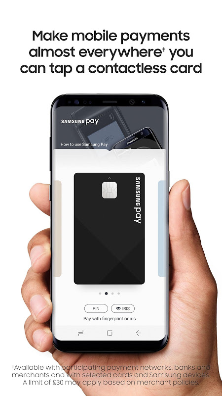 Samsung Pay The App Store