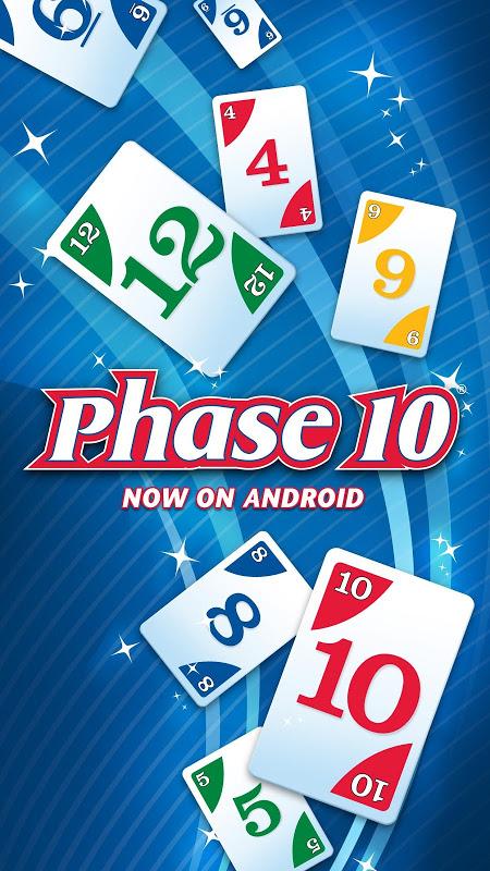 Screenshot Phase 10 APK