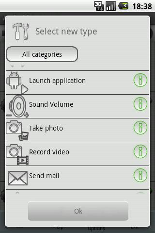 Screenshot Android Automate APK