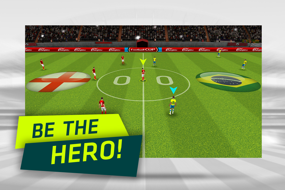 Screenshot Football Cup 2018 - Feel The Atmosphere of Russia APK