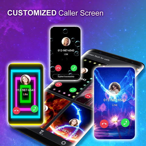 Color Phone-Call screen themes & color call flash The App Store android Code Lads