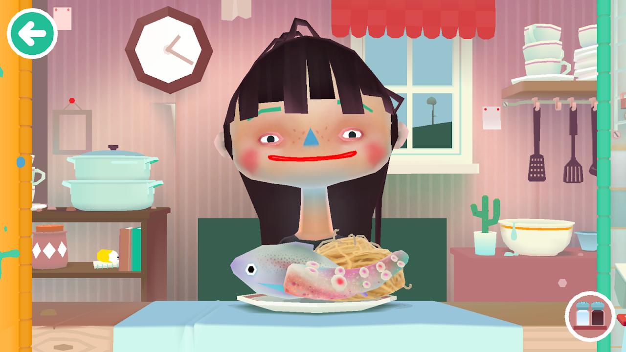 Screenshot Toca Kitchen 2 APK