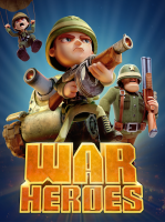 War Heroes: Fun Action for Free Screen