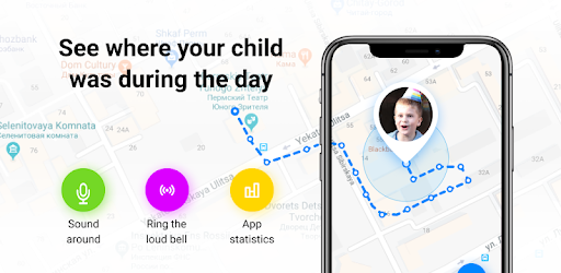 Find My Kids: Child GPS watch app & Phone Tracker