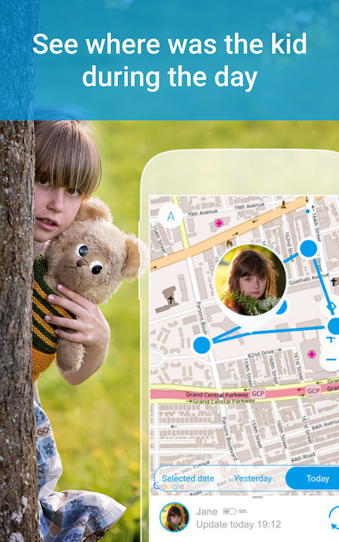 Screenshot Find my Kids: Child locator APK
