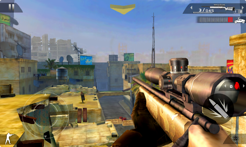 Modern Combat 2 HD The App Store android Code Lads