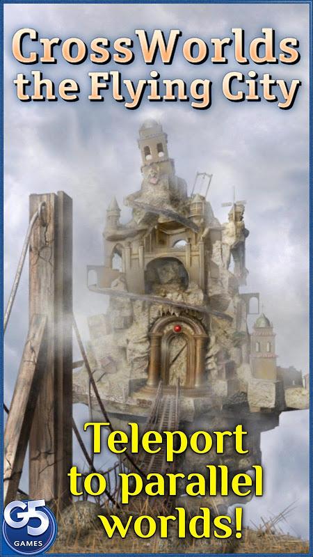 Screenshot CrossWorlds: the Flying City APK