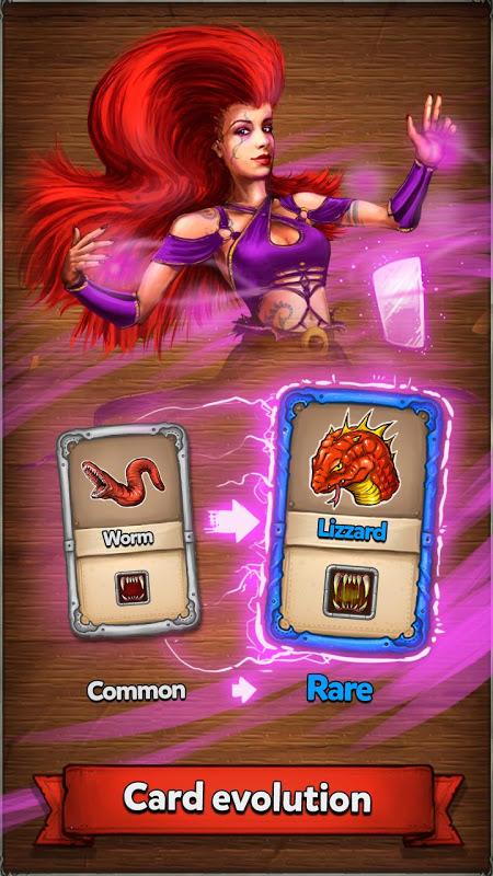 Screenshot Card Crushers APK