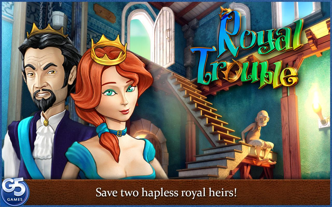 Screenshot Royal Trouble APK