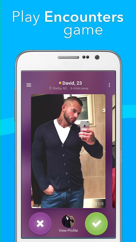 Screenshot FastMeet: Chat, Dating, Love APK