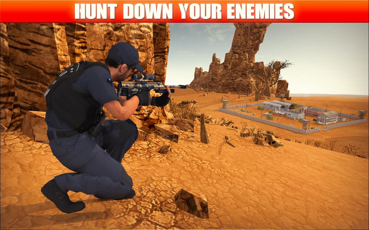 Mountain Sniper Shooting Pro – Modern Sniper Wars The App Store