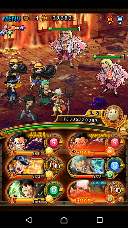 ONE PIECE TREASURE CRUISE The App Store