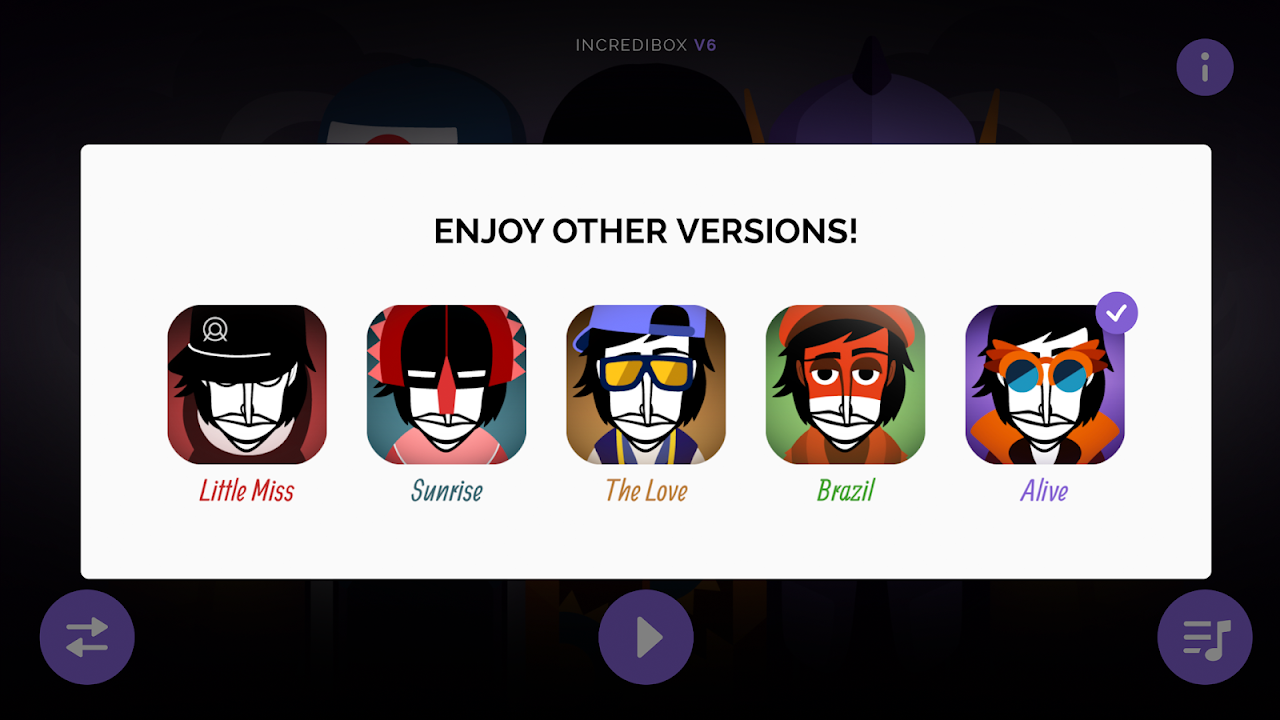 Screenshot Incredibox APK