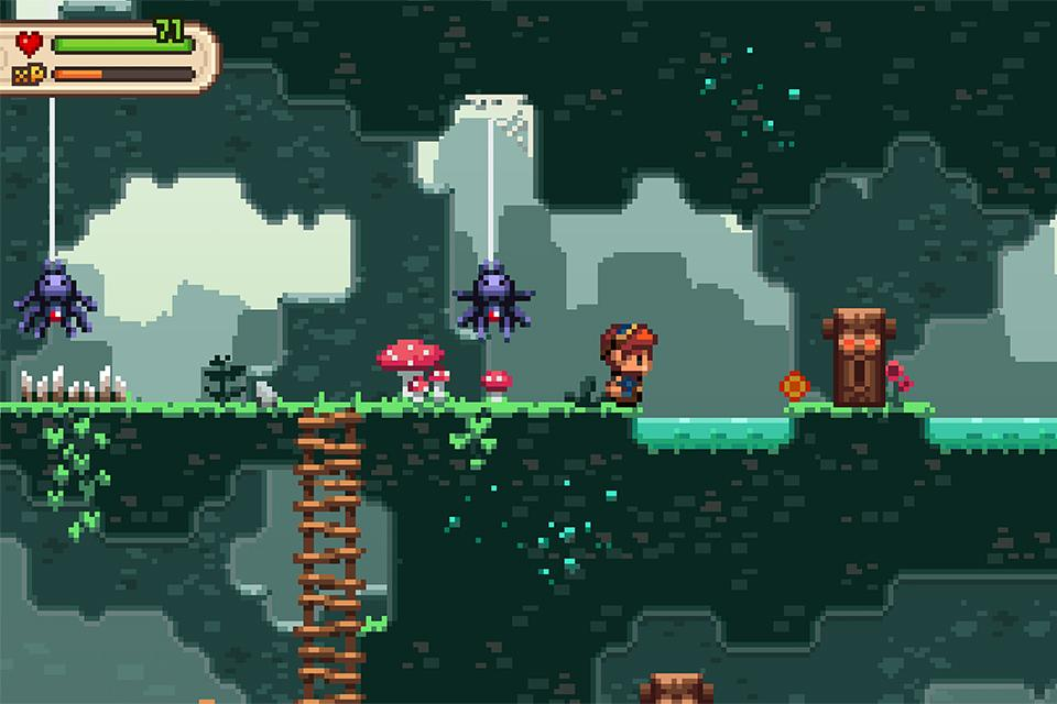 Evoland 2 The App Store