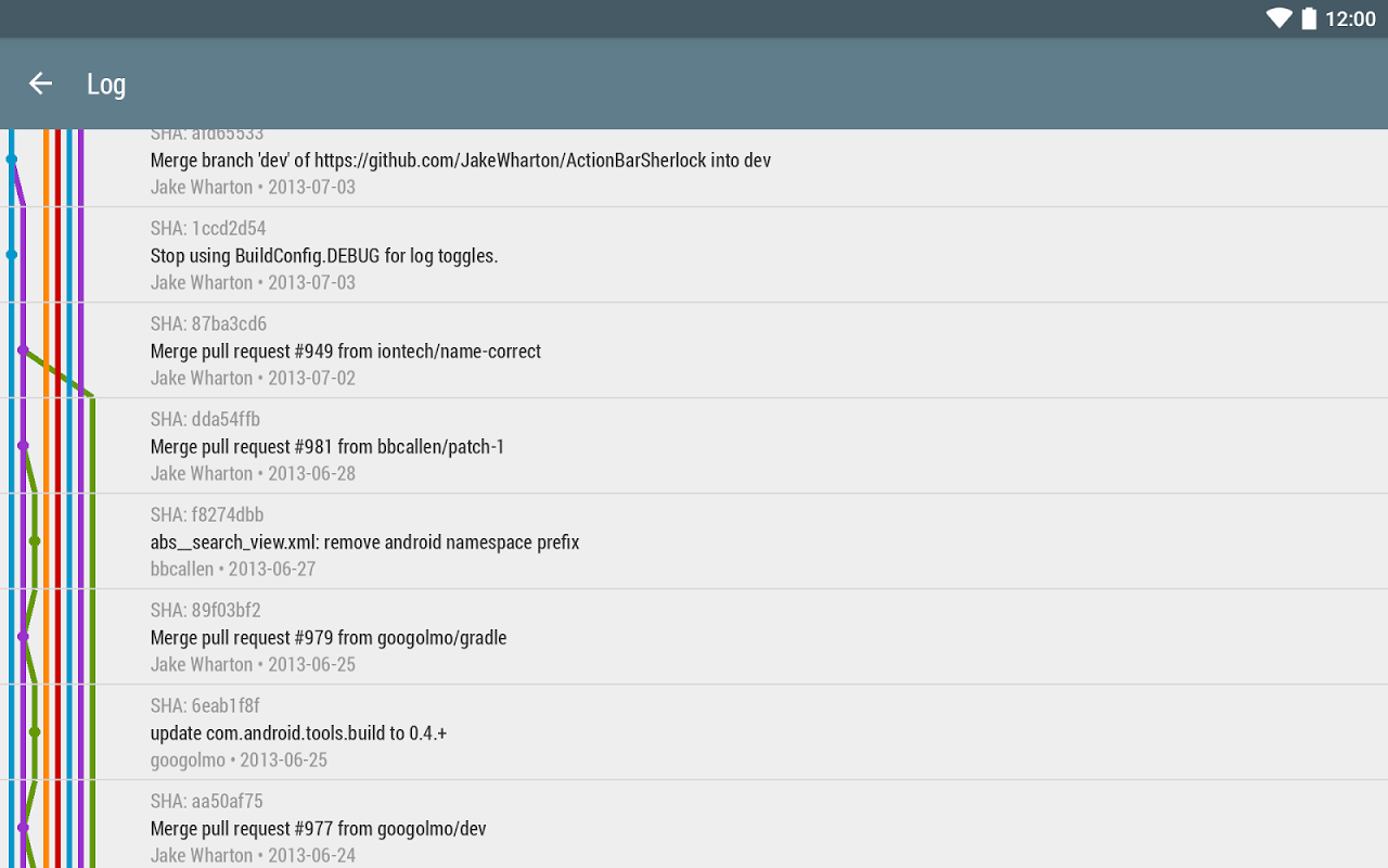 Download Pocket Git v1 5 APK