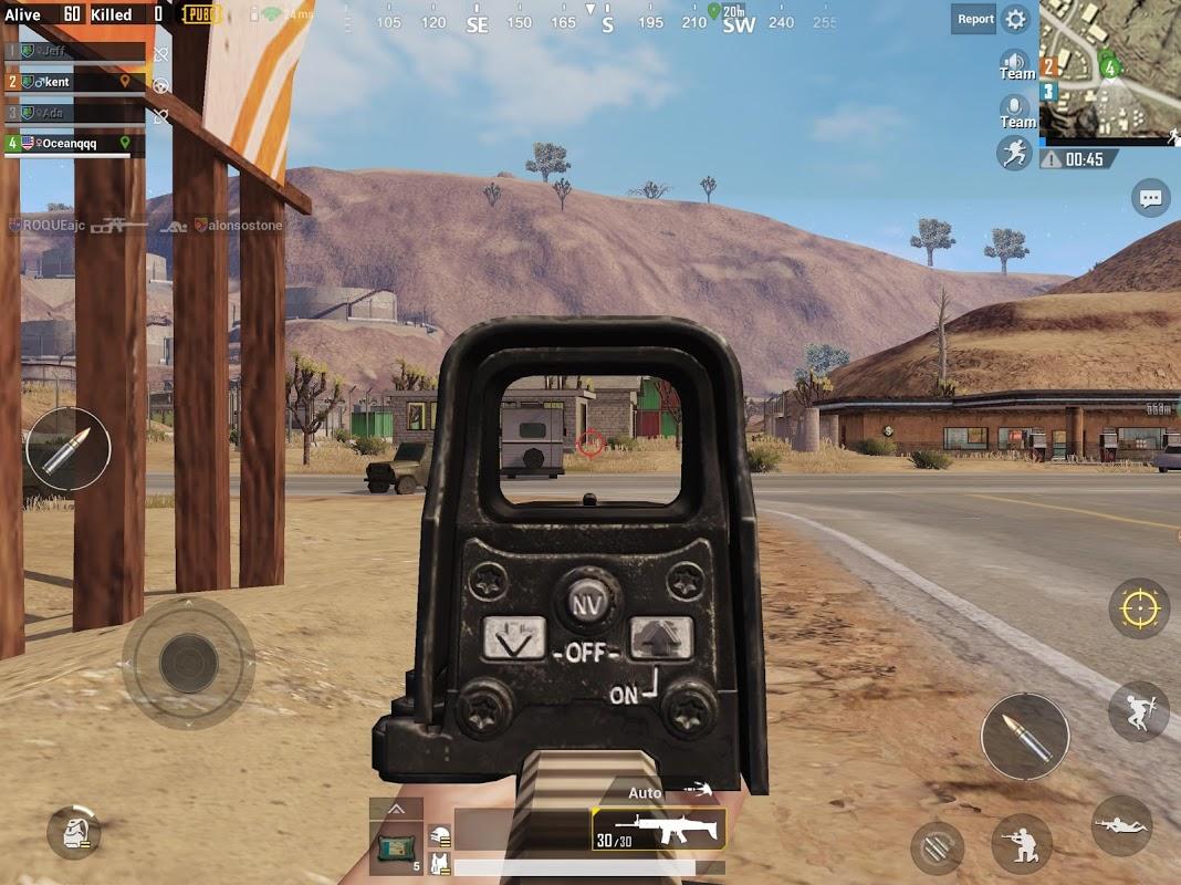 Screenshot PUBG MOBILE APK