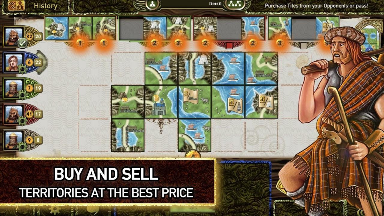 Screenshot Isle of Skye: The Tactical Board Game APK