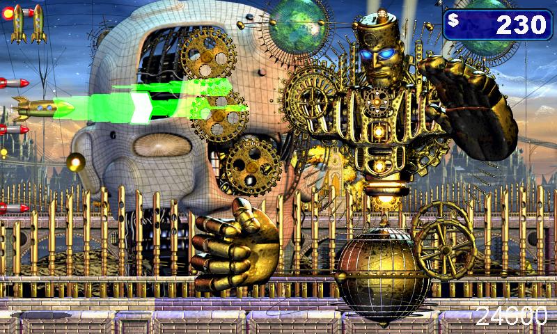 Screenshot Golden Galaxy APK