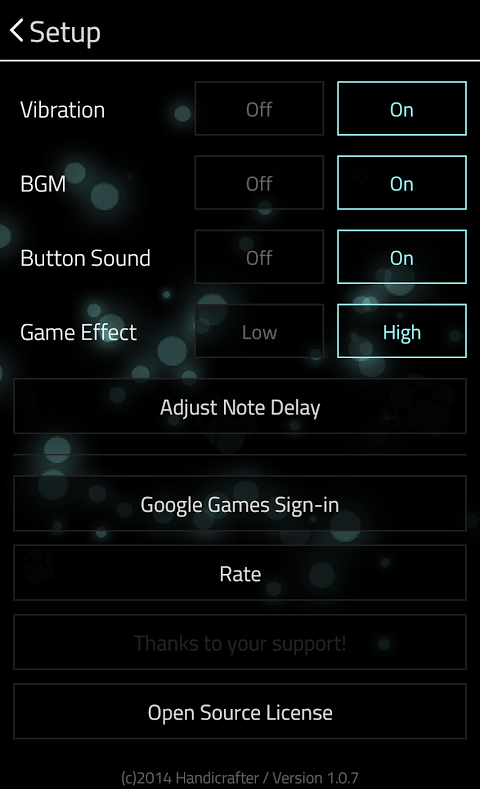 Screenshot Full of Music 1 APK