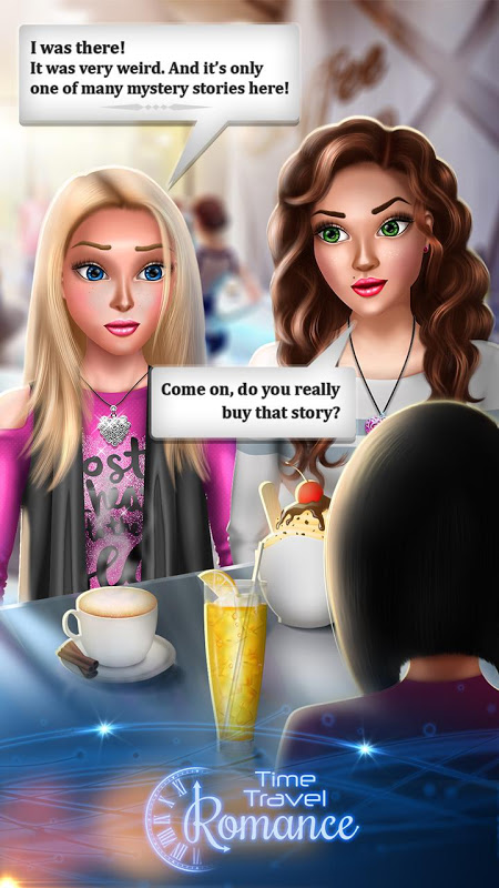 Love Story Games: Time Travel Romance The App Store android Code Lads