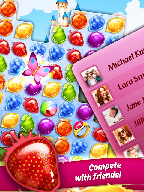 Screenshot KingCraft - Sweet Garden APK