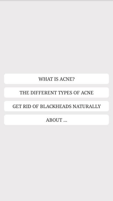 Screenshot acne removal tips natural APK