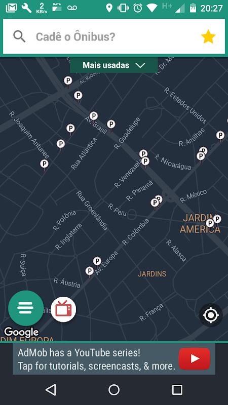 Screenshot Cadê o Ônibus?® APK