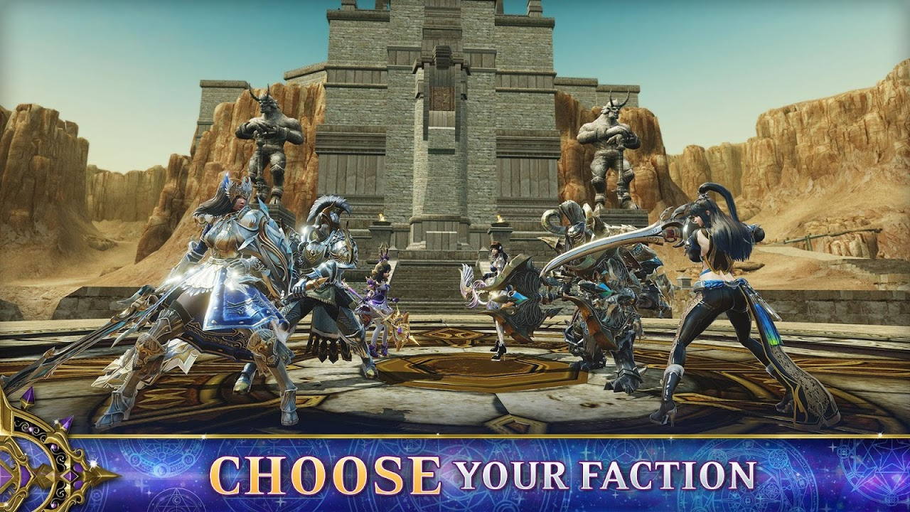 AxE: Alliance vs Empire The App Store android Code Lads