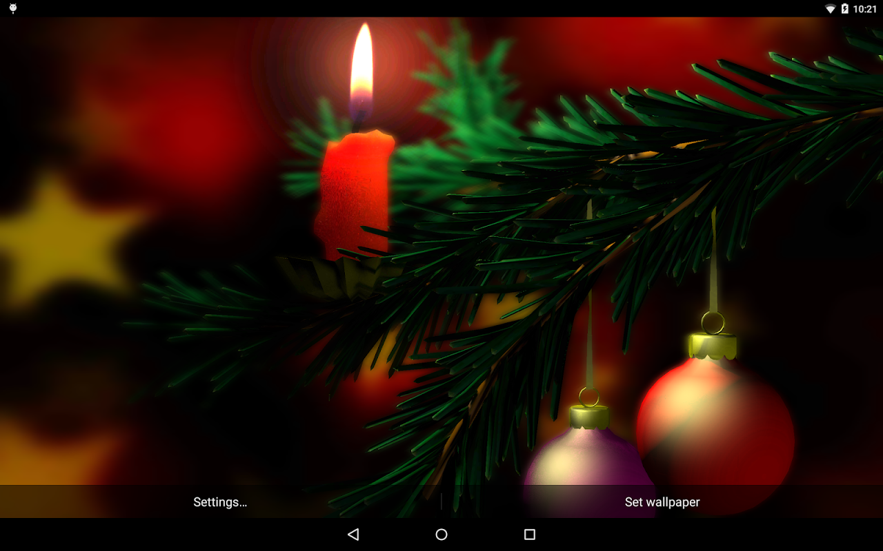 Christmas in HD Gyro 3D The App Store