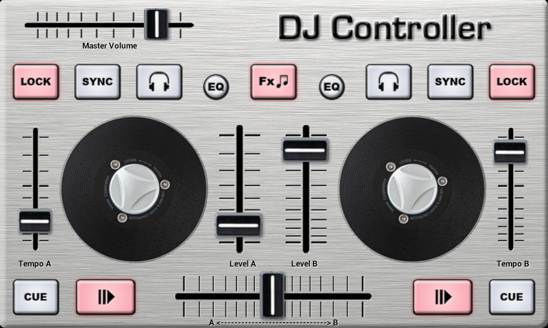 DJ Control The App Store android Code Lads