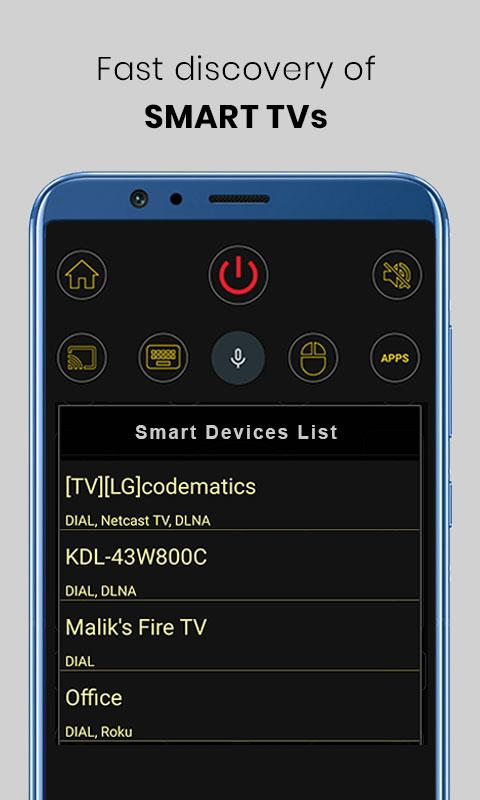 Universal TV Remote Control The App Store android Code Lads