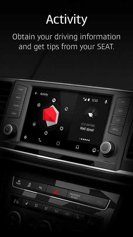 Screenshot SEAT DriveApp APK