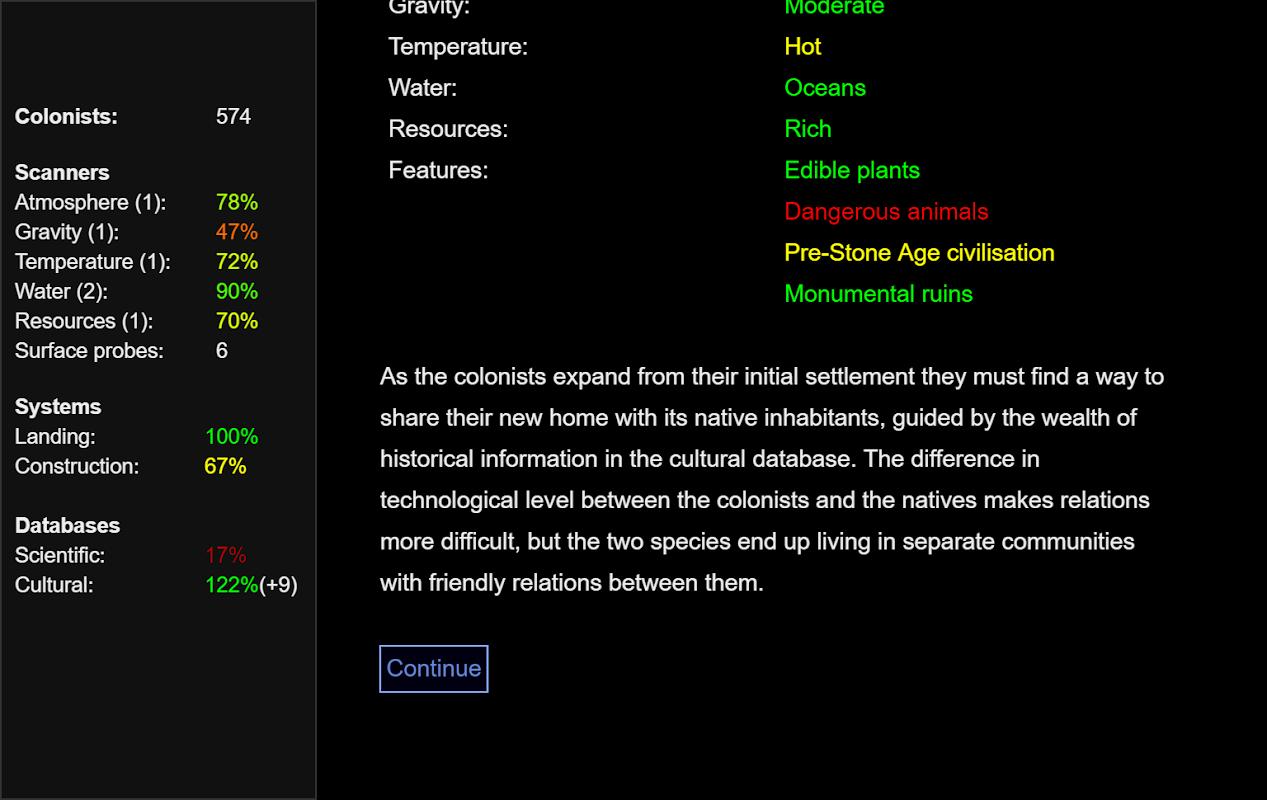 Screenshot Seedship APK