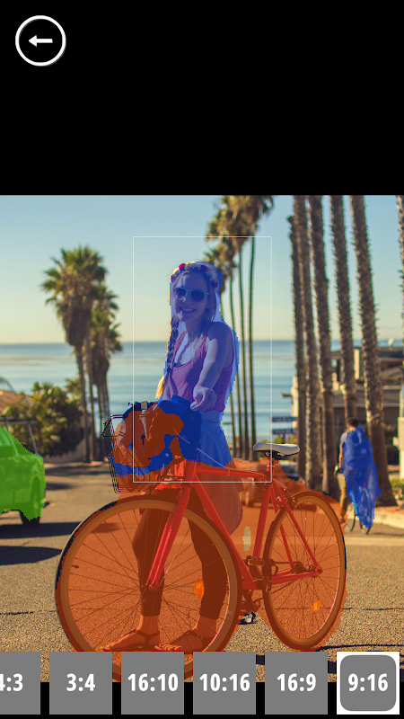 Screenshot AI Green Screen APK