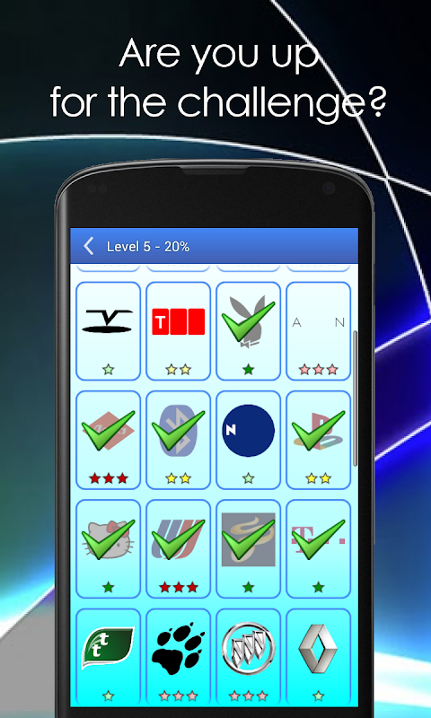 Screenshot Picture Quiz: Logos APK