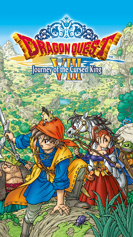 DRAGON QUEST VIII The App Store