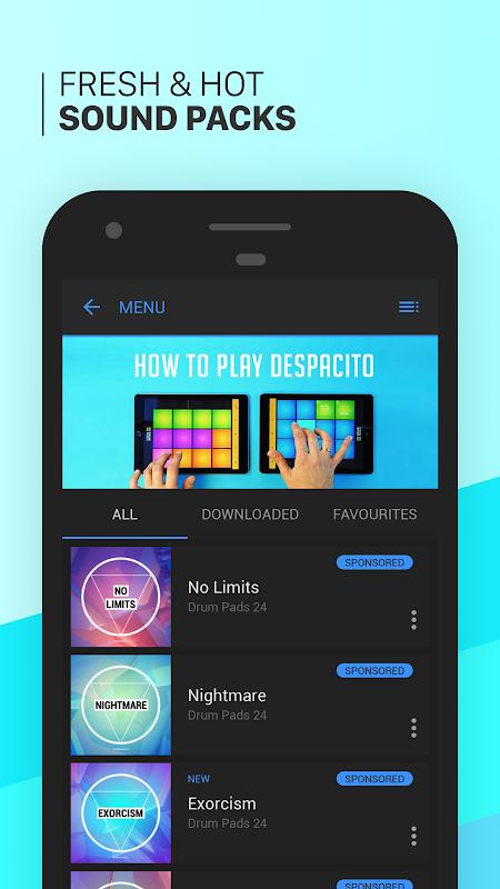 Hip Hop Drum Pads 24 The App Store