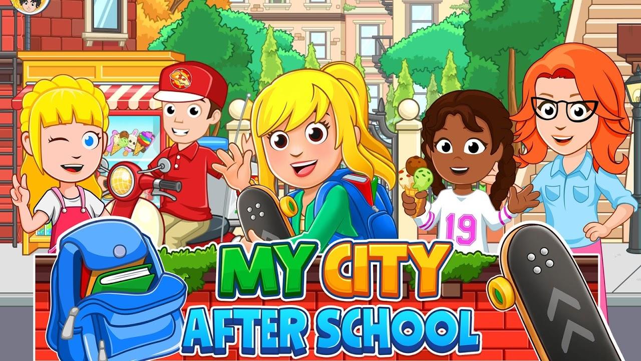 Screenshot My City : After School APK
