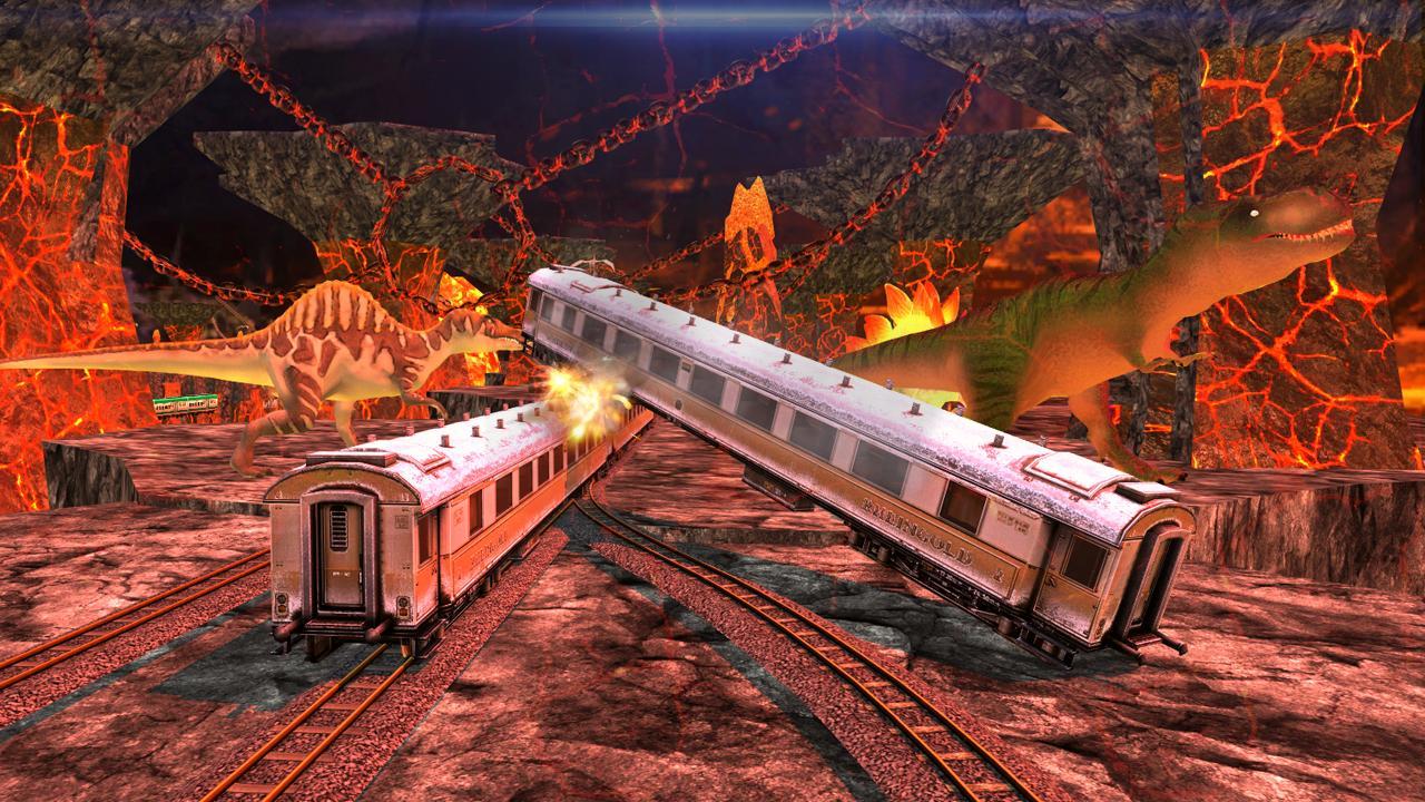 Train Simulator - Dino Park
