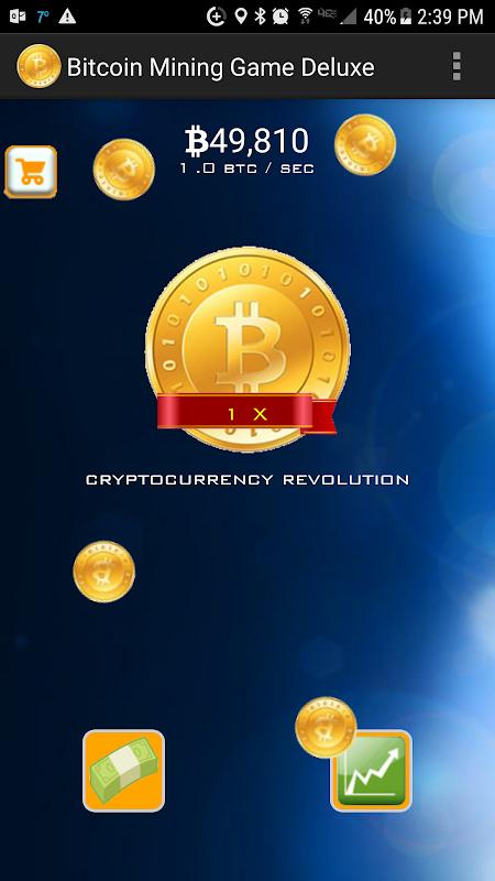 Bitcoin Mining Game Premium