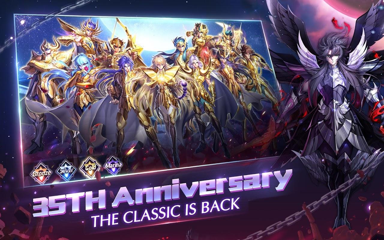 Saint Seiya Awakening: Knights of the Zodiac